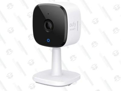 Keep a Close Eye On Your Home With This Eufy 2K Security Camera for $30