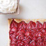 The Easiest Strawberry Tart You'll Ever Make