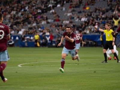 Rapids finally earn 1st win over slumping Galaxy