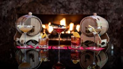 Ty Bar Presents Barrel-Aged Cocktails at Four Seasons Hotel New Work