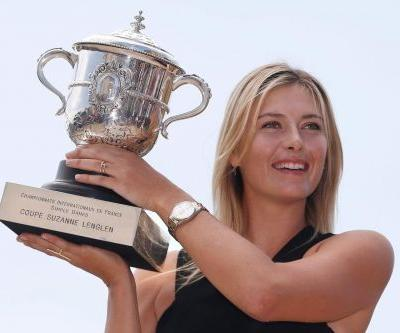 Tennis champion Maria Sharapova retires after enduring years of shoulder pain