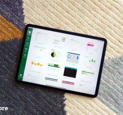 Word, Excel, and PowerPoint for iPad get trackpad support and more