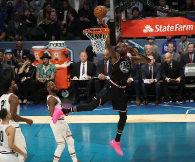 Kevin Durant wins MVP leading epic NBA All-Star Game rally
