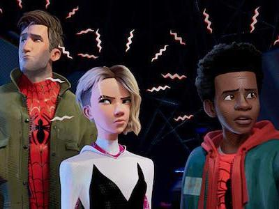 Into The Spider-Verse End Credits Scene: Who That Is And Why It's Important