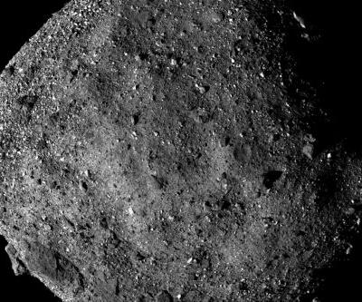 NASA's latest asteroid target had a wet and wild history