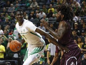 Texas Southern shocks No. 18 Oregon, 89-84