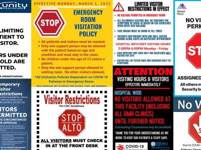 Physicians Are Fed Up With Inconsistent Hospital Visitation Policies