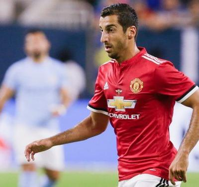 Mkhitaryan been dreaming of joining 'favourite team' Arsenal for years