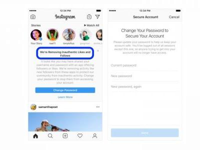 Instagram deleting 'inauthentic likes, follows and comments' to fight fraudulent activity