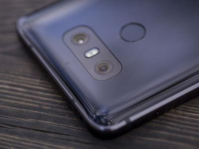 This could be the first photo taken with the LG G7 ThinQ