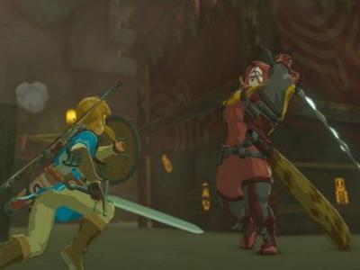 Enemy From Breath Of The Wild's Latest DLC Has An Interesting Weakness