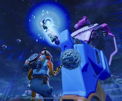 Fortnite's mecha-monster battle was its most impressive and cinematic live event yet