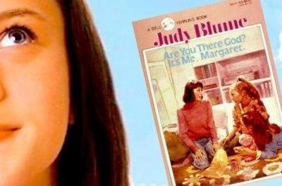 Judy Blume Finally Lets Are You There God? It's Me