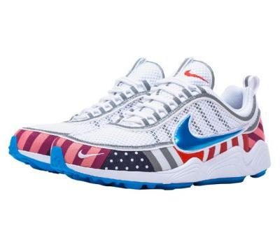 Parra Expands Nike Collaboration With Zoom Spiridon & Friends-and-Family Air Max 1