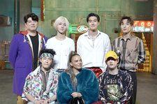 Super Junior Debut on the Latin Charts With Leslie Grace & Play-N-Skillz on 'Lo Siento'