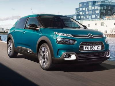 2018 Citroen C4 Cactus Goes On Sale In UK Featuring New Hydraulic Suspension