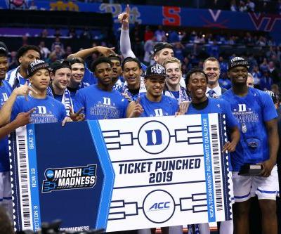 Five questions about NCAA tournament bracket that offers plenty of March Madness intrigue