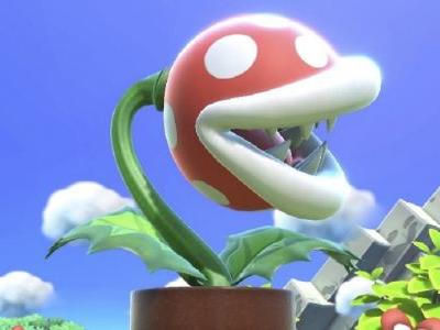 Piranha Plant's Smash Ultimate release timing has been narrowed down a bit