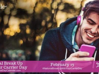 T-Mobile Creates Holiday For Carrier Breakups Ahead Of Valentine's