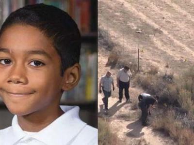 10-year-old boy who vanished from his bedroom found dead in field 6 miles away