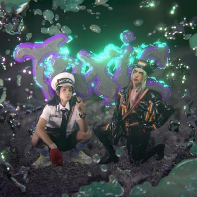 Pussy Riot and Dorian Electra share bloody visuals for new song 'Toxic'