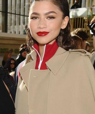 Zendaya's Red Lip Look Is Perfect For Valentine's DayHere's how