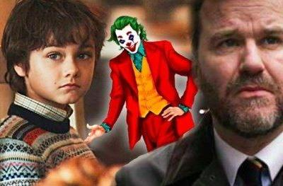 Joker Finds Its Young Bruce Wayne and Alfred PennyworthDante