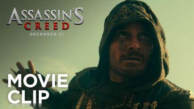 Extended Assassin's Creed Movie Clip from The Game Awards