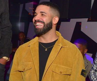 Drake claims son Adonis is a better painter than Picasso