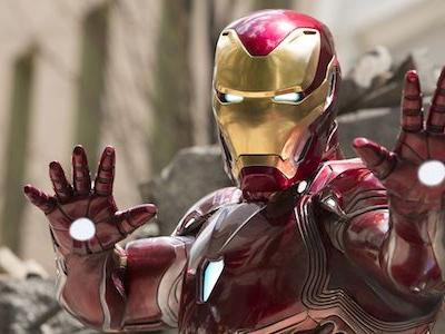 Looks Like Avengers 4 Might Be Giving Iron Man A Cool, New Weapon