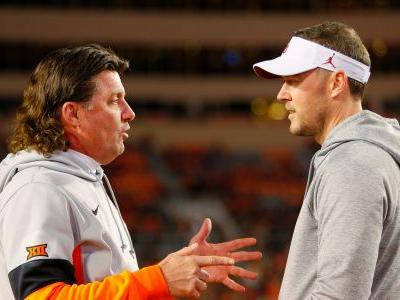 What channel is Oklahoma State vs. Oklahoma on today? Time, TV schedule for in pivotal Big 12 battle