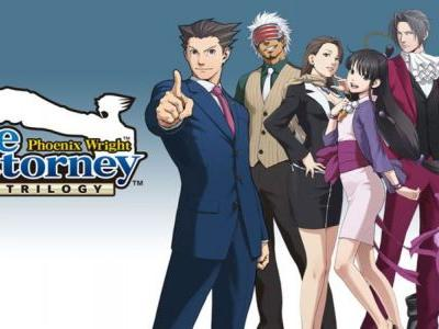 Phoenix Wright: Ace Attorney Trilogy Announced for Consoles, Releasing in 2019 for West
