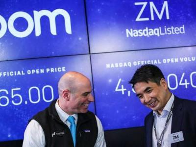Zoom may invest in a $5 billion SPAC deal to take event-manager Cvent public, report says