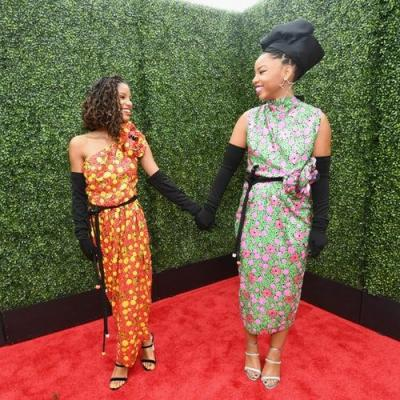 Chloe x Halle's 2018 MTV Movie & TV Awards Performance Was One For The Books