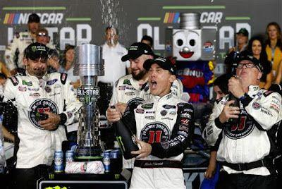NASCAR Cup Series Notes: 2019 All-Star Race at Charlotte