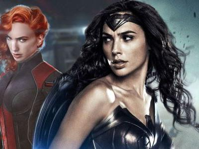 What Gal Gadot Would Look Like as the MCU's Black Widow
