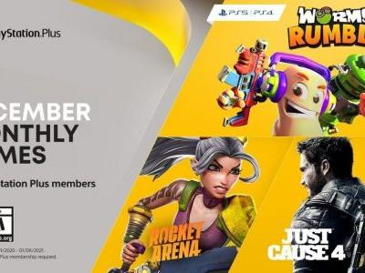 PlayStation Plus Games for December 2020 Announced
