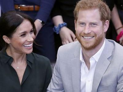 Here's how Meghan Markle and Prince Harry's royal baby will fit into the family tree