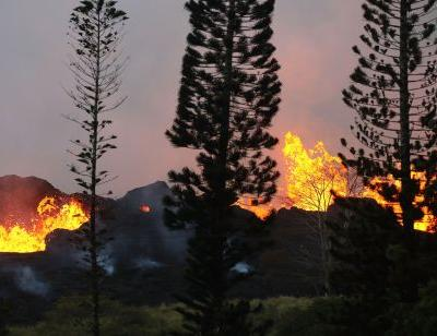 'World of uncertainty': Flying lava from Hawaii volcano brings new dangers