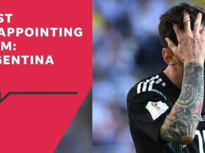 What we've learned from the World Cup so far: We know nothing