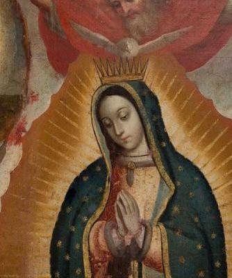 Our Lady of Guadalupe - a fine example