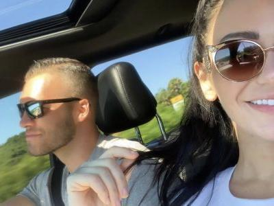 JWoww and Her New BF Zack Clayton Carpinello Become Insta Official During a Trip to Universal