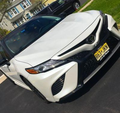 The Toyota Camry is loaded with cool features - here are the best ones