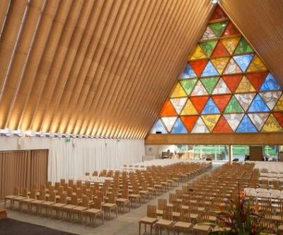 Cardboard: From Industrial Workhouse to Shigeru Ban's Master Material