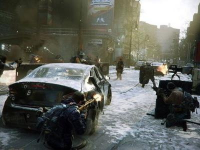 Tom Clancy's The Division Update 1.8.1 Brings 4K Visuals to Xbox One X