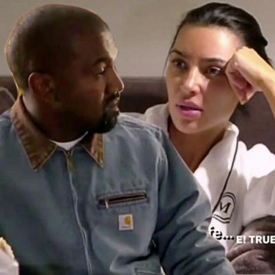 Kanye West Is Over Kim Kardashian's Sultry Vibe: 'It Affects Me When Pictures Are Too Sexy'