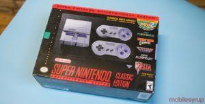 NES and SNES Classic to be discontinued after the holidays