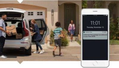 Amazon Key Service Will Now Deliver Packages Inside Of Your Car