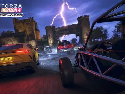 Review: Forza Horizon 4: Fortune Island