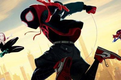Spider-Man: Into the Spider-Verse Scores Record Breaking